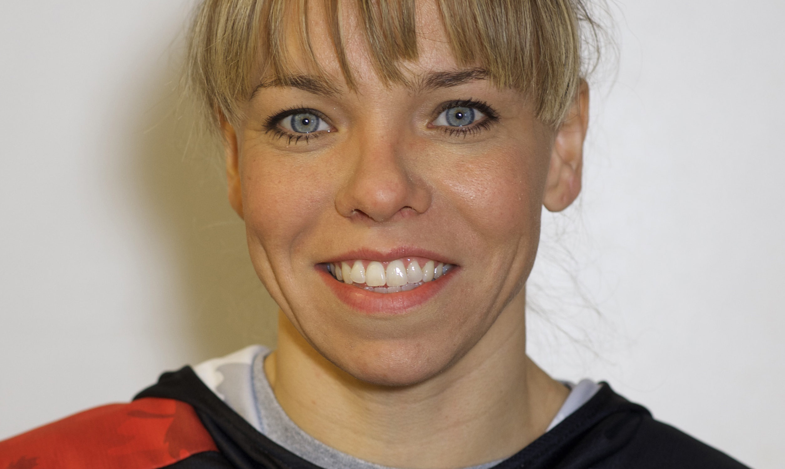 Three-time Olympic medallist Karen Cockburn of Canada