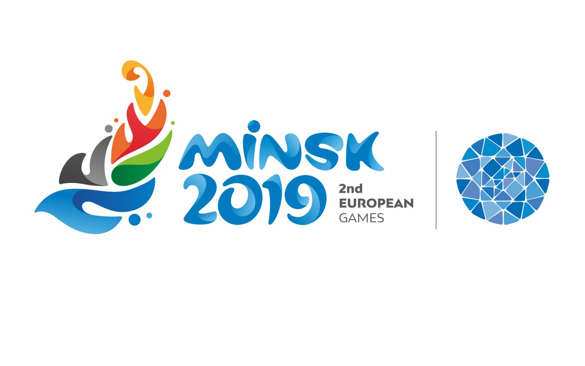 Minsk 2019: European Games logo
