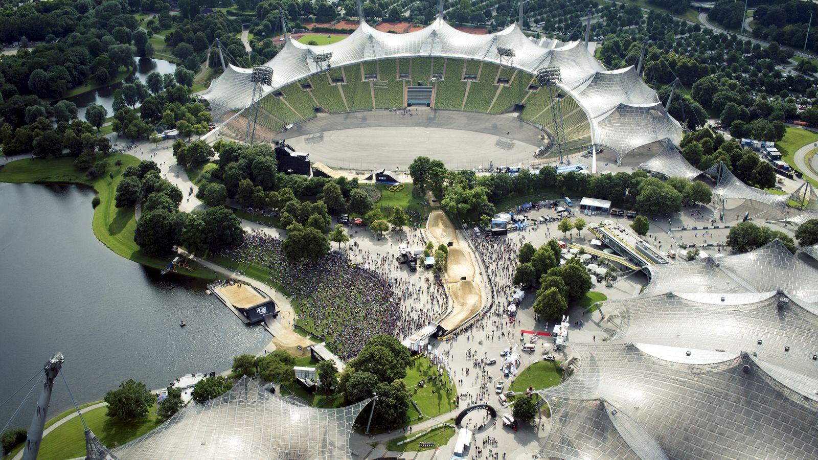 Munich to host 2022 European Championships